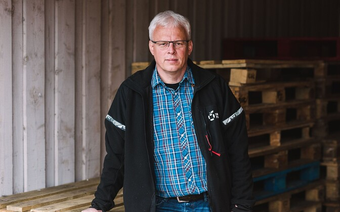Toidupank founder Piet Boerefijn.