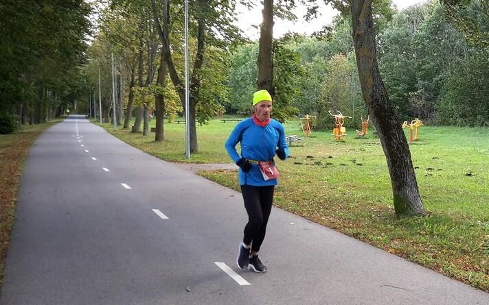 Янис Актинс установил новый рекорд трассы.