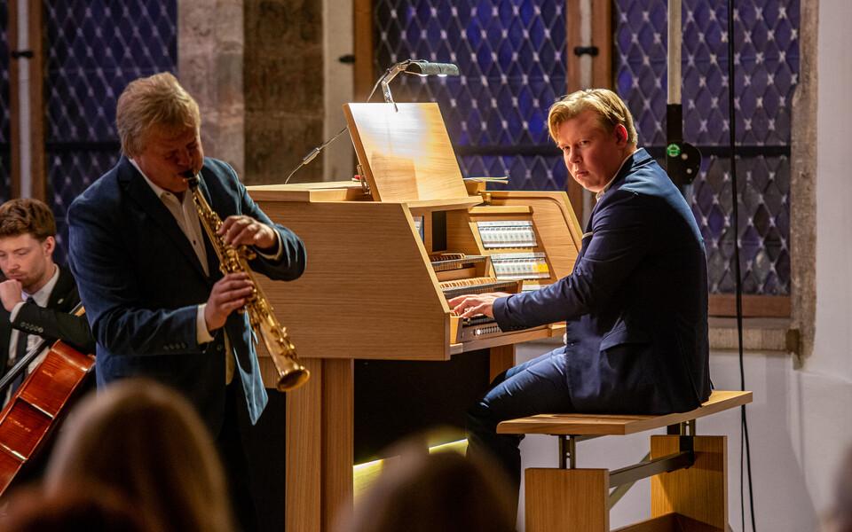 Tallinna Kammerorkester Mustpeade majas