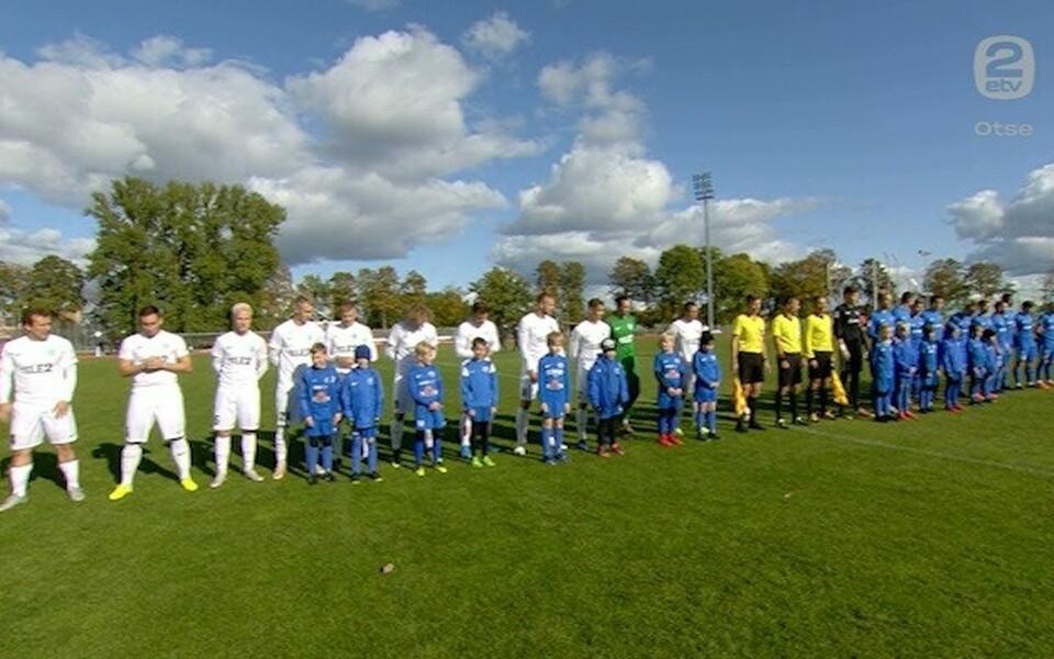 Tartu JK Tammeka - Tallinna FC Flora