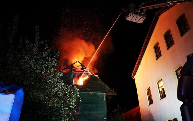 Пожар в Пярну.