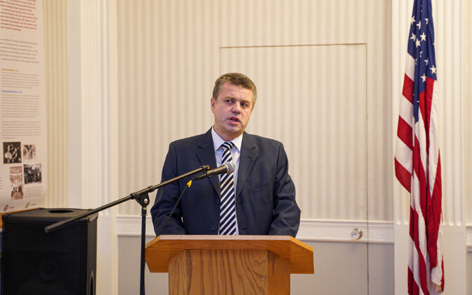 Minister of Foreign Affairs Urmas Reinsalu
