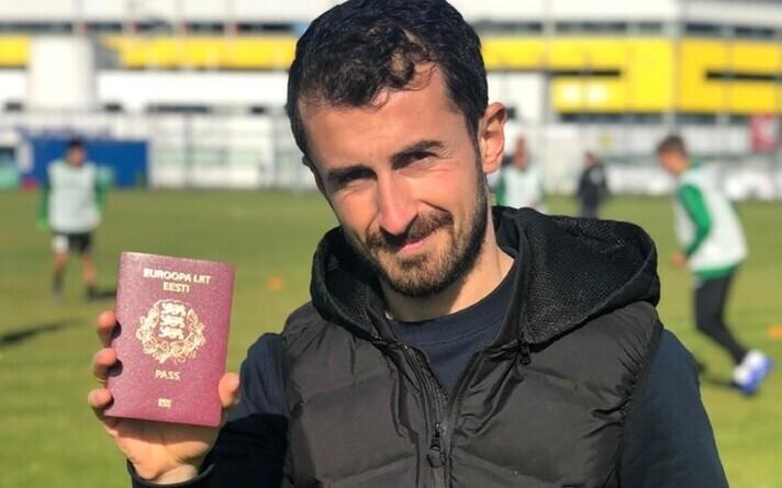 Бегларишвили стал полноценным гражданином ЭР.