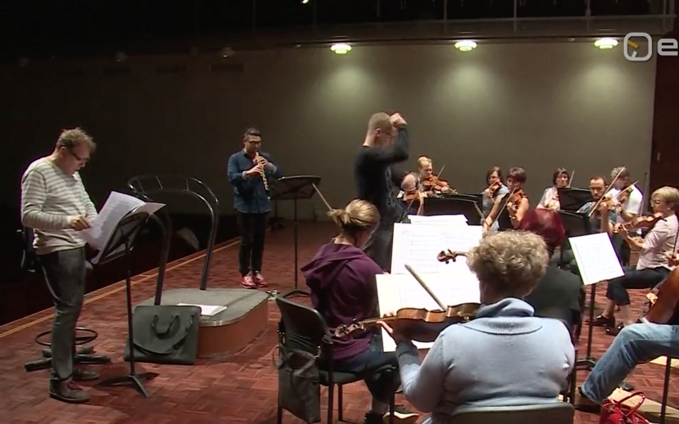 Pärnu linnaorkestri hooaja avakontseril toimub Rein Rannapi oboekontserdi esmaesitlus