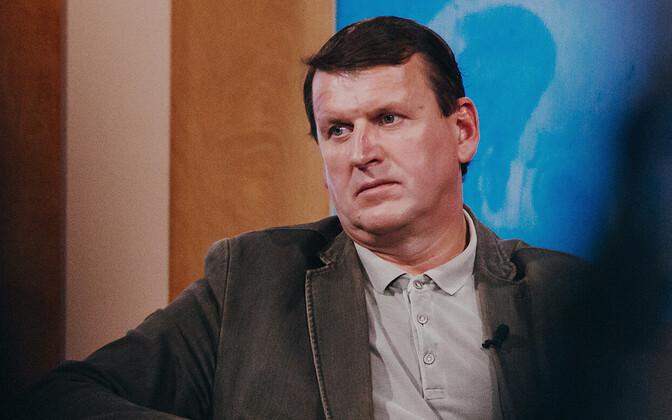 Председатель правления Enefit Kaevandused Андрес Вайнола.
