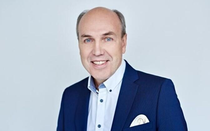 Riigikogu rahanduskomisjoni esimees Aivar Kokk (Isamaa).