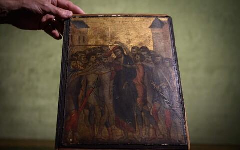 Kadunud Cimabue kunstiteos leiti Pariisi vanaproua kodust