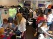 Первый рейс языкового поезда