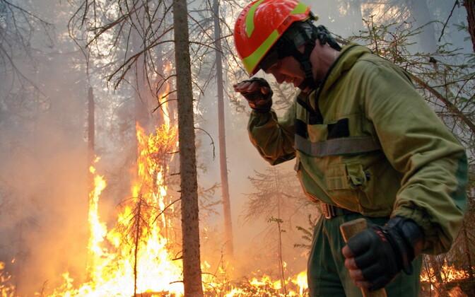 Suvel Siberit ja Arktikat laastanud tulekahjusid tuleb ette üha sagedamini.
