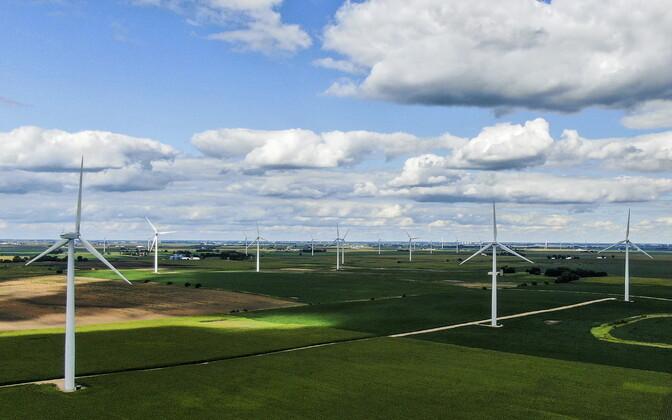 Praeguse seisuga on maismaal asuvad tuulepargid üks kõige tõhusamaid süsinikuheitmete vähendamise viise.