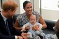 Harry ja Meghan tõid poja Archie avalikkuse ette