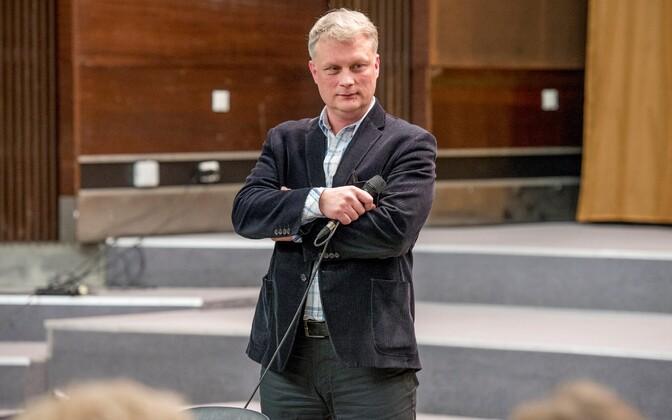 Янек Лутс возвращается в ERR.