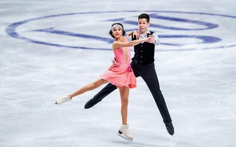 Tatjana Bunina ja Ivan Kuznetsov
