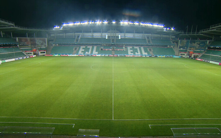 Матч пройдет в Таллинне на стадионе A. Le Coq Arena.