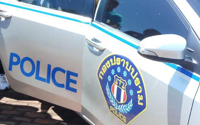 Politseiauto Tais.