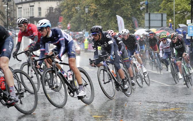 Vihmased olud maantesõidu MM-il
