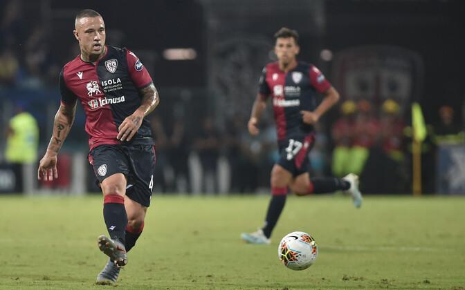 Cagliari mängijad