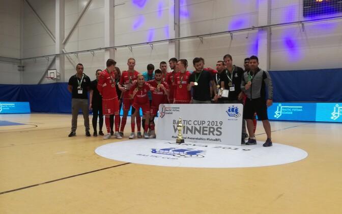 Победителем турнира стал чемпион Литвы.