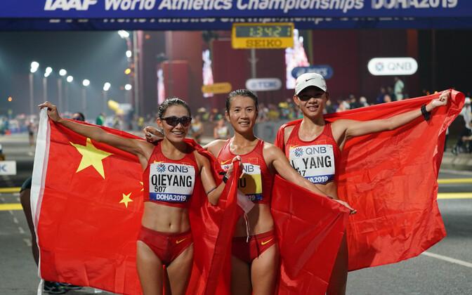 Shenjie Qieyang, Hong Liu, Yang Liujing
