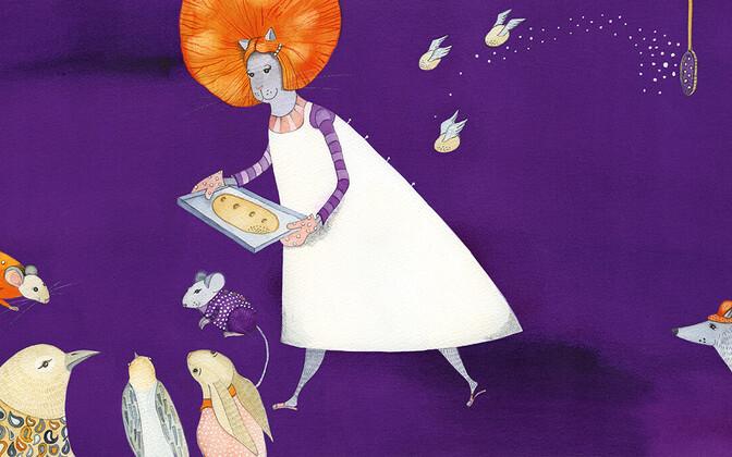 Katrin Ehrlichi illustratsioon