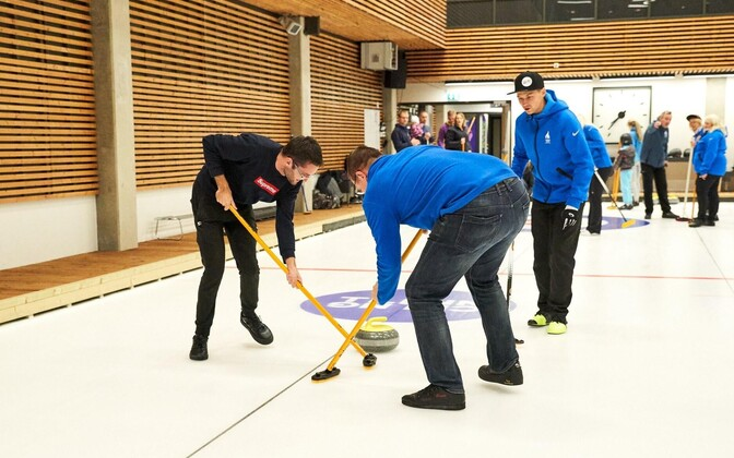 World Curling Tour Tallinn Mens Challenger