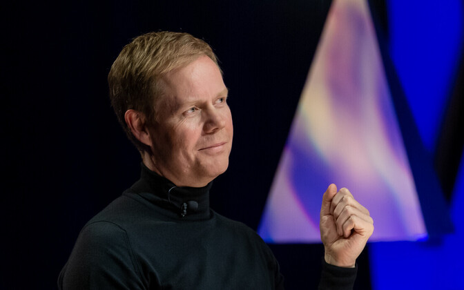Max Richter appears on Plekktrumm on Monday, Oct. 7 at 9.30 p.m. on etv2.