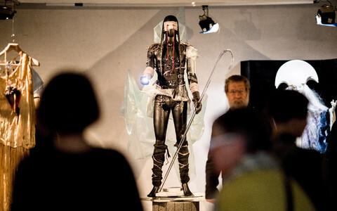 "Kostüüminäitus ""Multiversum"" ArtDepoo galeriis"