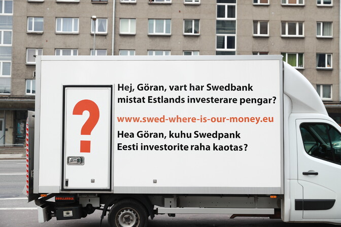 Swedbanki investorite Rumeeniasse kadunud raha vaidlus läheb tagasi maakohtusse