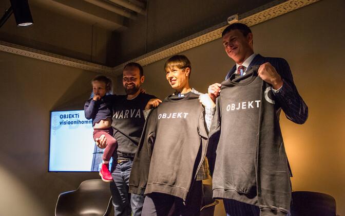 Открытие творческого инкубатора OBJEKT в Нарве.