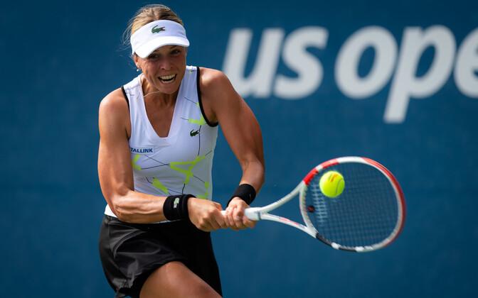 Анетт Контавейт вылетела из ТОП-20 всемирного теннисного рейтинга в конце сентября.