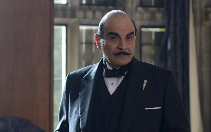 David Suchet mängis Hercule Poirot'd aastatel 1989–2013