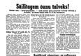 Uus Eesti 8.10.1939.