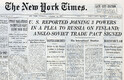 The New York Times 12.10.1939.