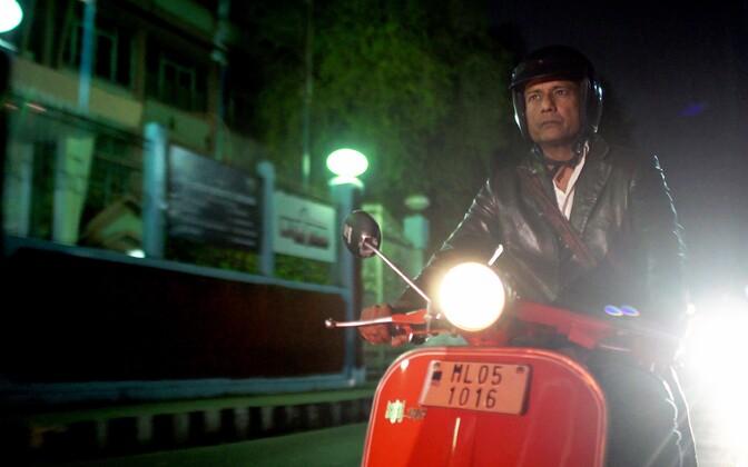 """Kaader Wanphrang K. Diengdohi filmist """"Lorni, igavene veenusk""""."""