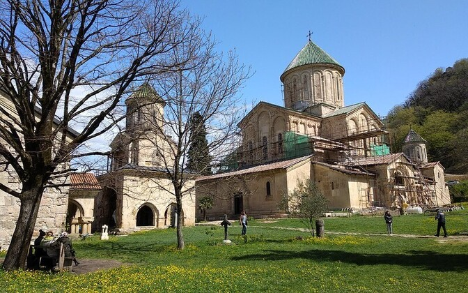 Гелатский монастырь Богородицы.