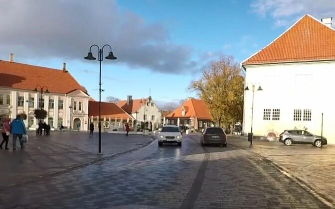 Курессааре стал первым эстонским городом, получившим титул спортивного европейского города..