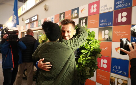 Magnus Kirt tagasi Eestis
