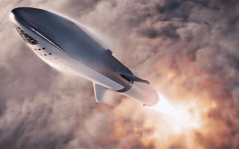 Elon Muski SpaceX plaanib aga kümne aasta pärast pakkuda umbes 1000 inimest mahutava raketiga reisiteenust tunni ajaga suvalisse maailma punkti.