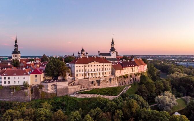 Таллинн занял первое место в списке самых культурных городов Северной Европы.