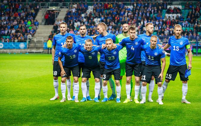 Eesti meeste jalgpallikoondis