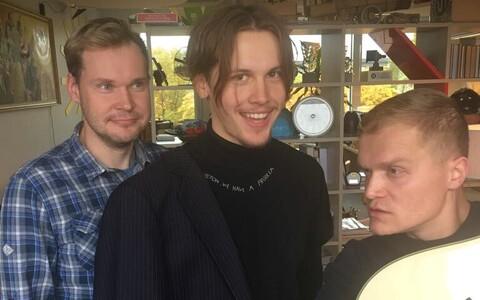 Margus Kamlat, Franz Malmsten ja Bert Järvet