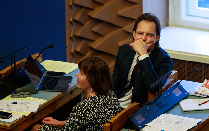 SDE esimees Indrek Saar