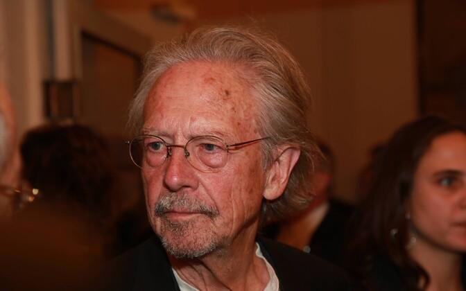 Петер Хандке.