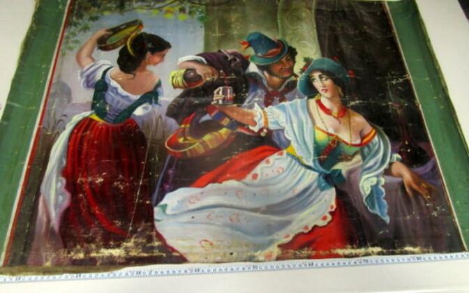 Копия картины