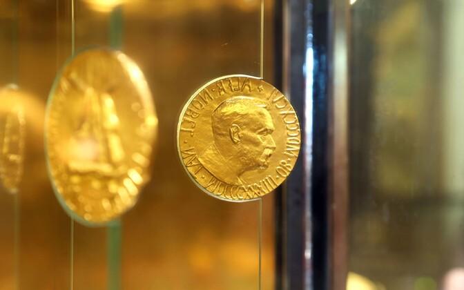 Nobeli preemia