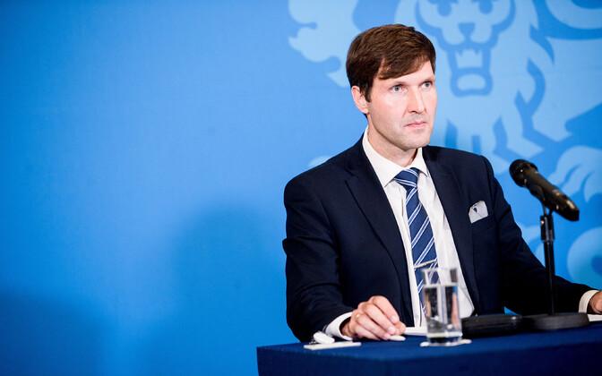 Rahandusminister Martin Helme.