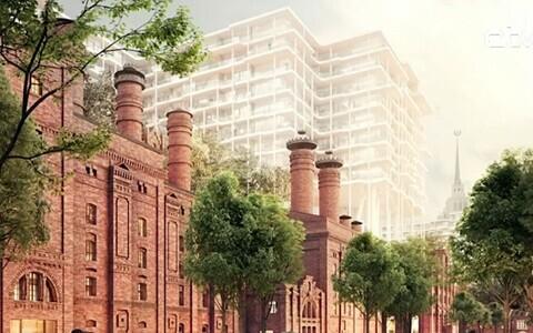 Москва в ближайшие годы может лишиться - бывшего Бадаевского пивоваренного завода.