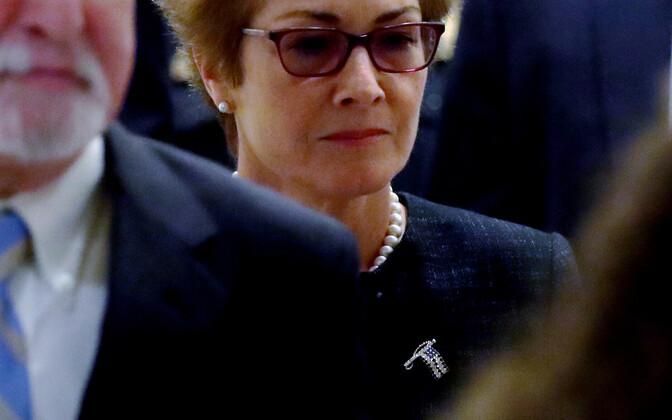 Marie Yovanovitch.