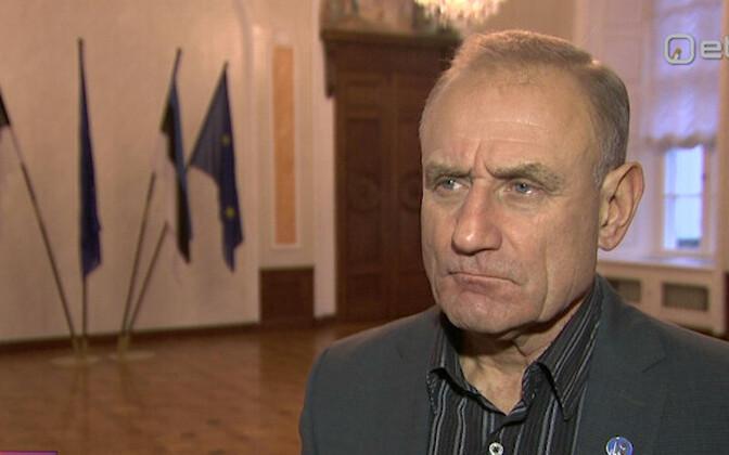 Член делегации Эстонии в Парламентской ассамблее НАТО Антс Лаанеотс.