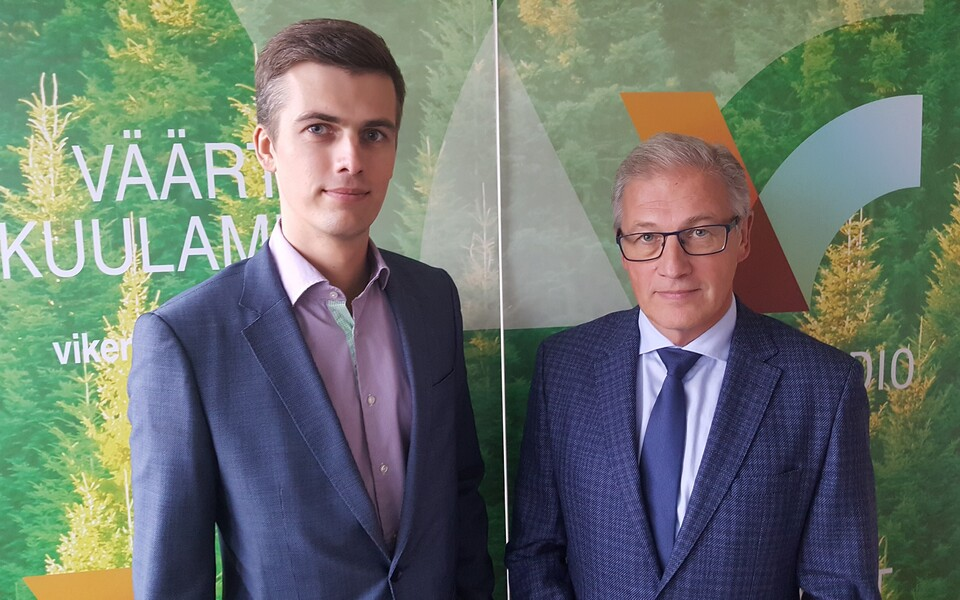Aivar ja Marko Pilv